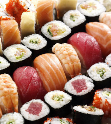 Different Types Of Sushi To Make At Home